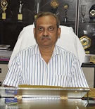 Dr A. K. Garg, Joint Director (Extensio Education)